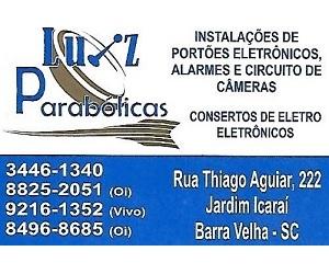 Luiz - Parabólicas 1