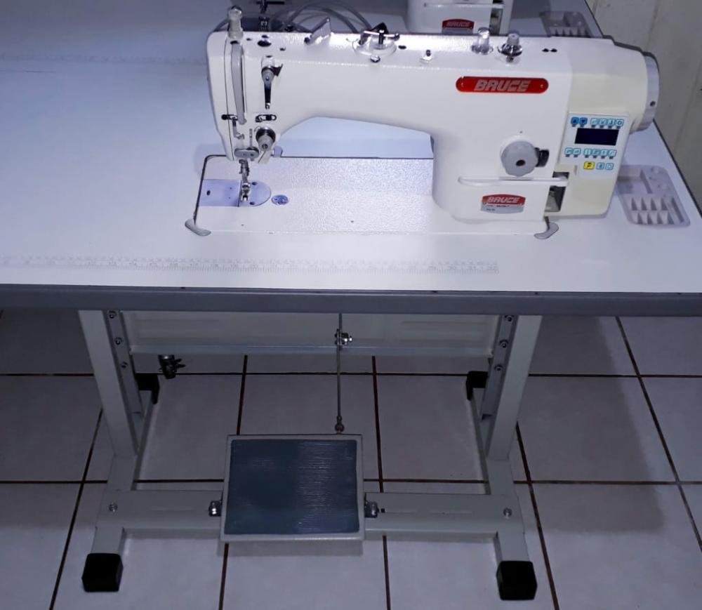Vendas de máquinas de costura industrial